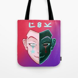 Hisoka - Happy & Perverse Tote Bag