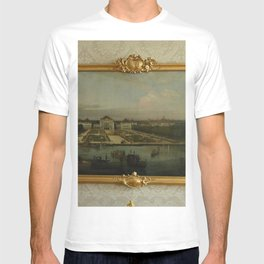 Bernardo Bellotto - Nymphenburg Castle T-shirt