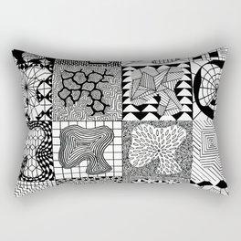 Mushroom Mania Rectangular Pillow