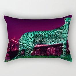 Mildred I by Naoma Serna Rectangular Pillow