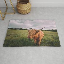 Epic Highland Cow Rug