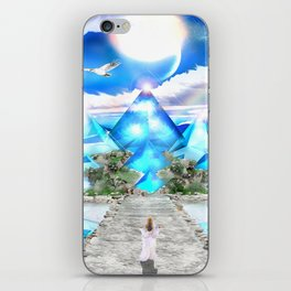 Shambhala iPhone Skin