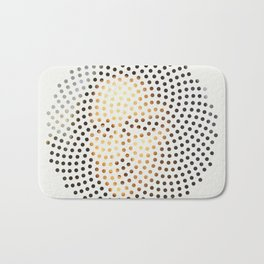 Optical Illusions - famous works of art 1 Bath Mat