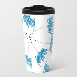FLOWER CENTAUR 1 Travel Mug