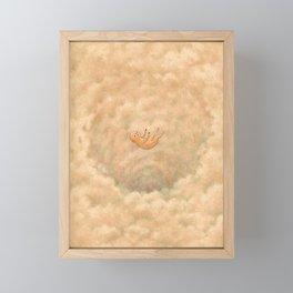 Sinking Framed Mini Art Print