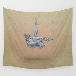 Nude Catrina Wall Tapestry
