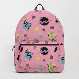 Postmodern Slumber Party Backpack