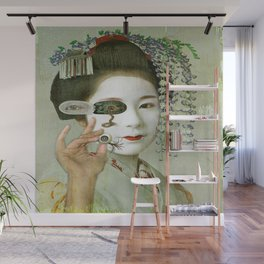 All Seeing Eye Wall Mural