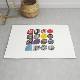 Cold Comfort Collage — The Streets Rug
