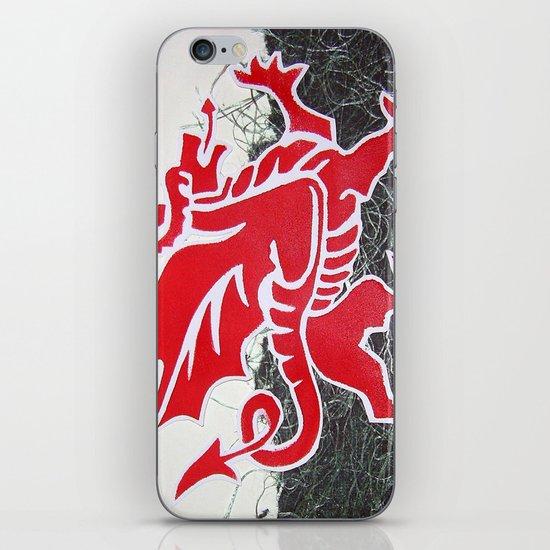 Cymru iPhone & iPod Skin