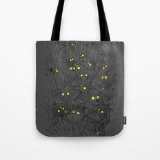 Night Safari Tote Bag