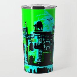 Delhi, Mausoleum of Sufdar Iung Travel Mug