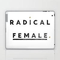 Radical Female Laptop & iPad Skin