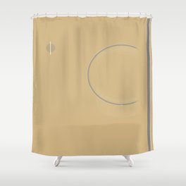 The First Note Shower Curtain