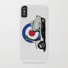 Mod scooter Slim Case iPhone X