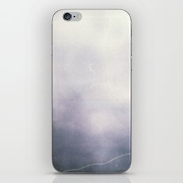 Misty Abstract iPhone Skin