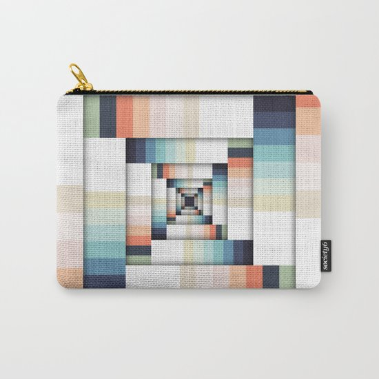 Boxes of Colors Carry-All Pouch