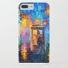 The 10th Doctor who Starry the night Art painting iPhone 4 4s 5 5c 6 7, pillow case, mugs and tshirt iPhone Case