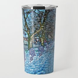 Snow Season Travel Mug