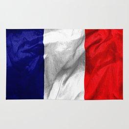 France Flag Rug