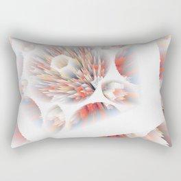 Bamberg 3D Mandala Rectangular Pillow