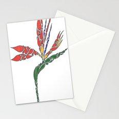 Bird of Paradise Stationery Cards