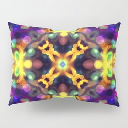 Kaleidoscope Eyes Pillow Sham