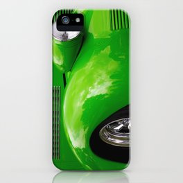 Green Machine iPhone Case