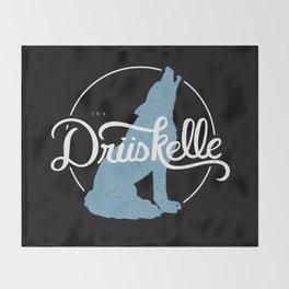 The Drüskelle Throw Blanket