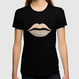 GOLD LIPS T-shirt