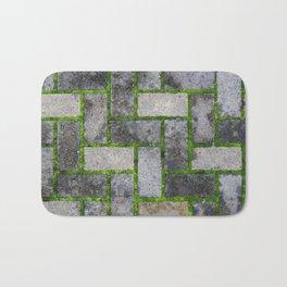 Moss green Bath Mat
