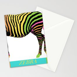 Zebra Zoom 6A Stationery Cards