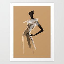 Sahara 02 Art Print