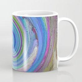 256 - Spiral abstract design Coffee Mug