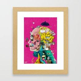 Preponderance Framed Art Print