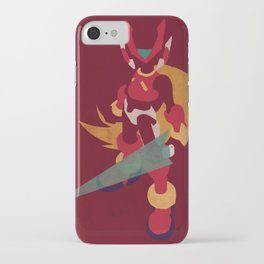 Megaman Zero iPhone Case