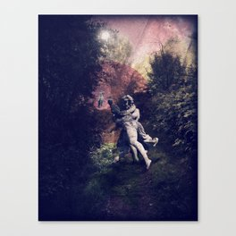 The Farewell Canvas Print