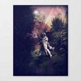 The Farewell Canvas Print