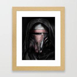 Revan Framed Art Print