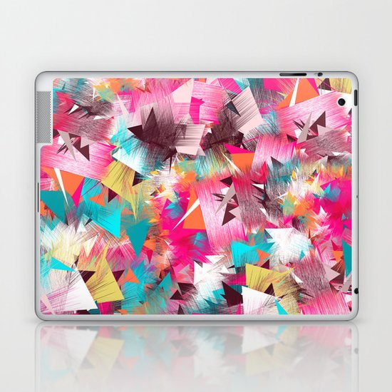 Colorful Place Laptop & iPad Skin