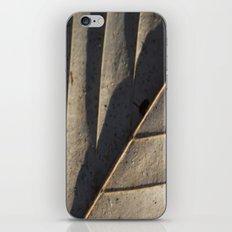 Shadowed Leaf iPhone & iPod Skin