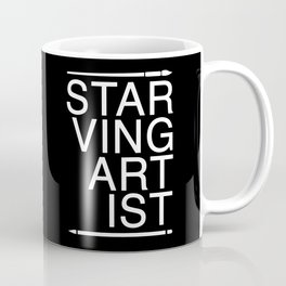 Starving Artist Coffee Mug