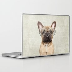 Mr French Bulldog Laptop & iPad Skin