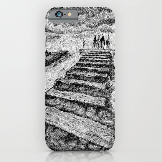 Storm - Ink iPhone & iPod Case