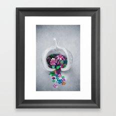 COLORKEY Framed Art Print