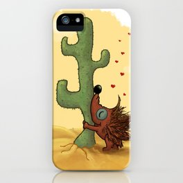 Is it love? iPhone Case