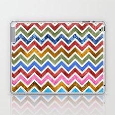 Chevrons in Color Laptop & iPad Skin
