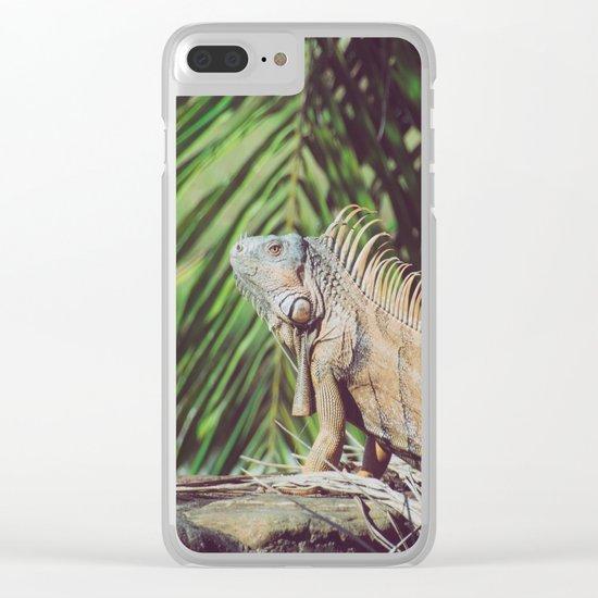 Iggy Clear iPhone Case