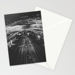 Underground Stationery Cards