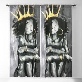 Naturally Queen IX Blackout Curtain